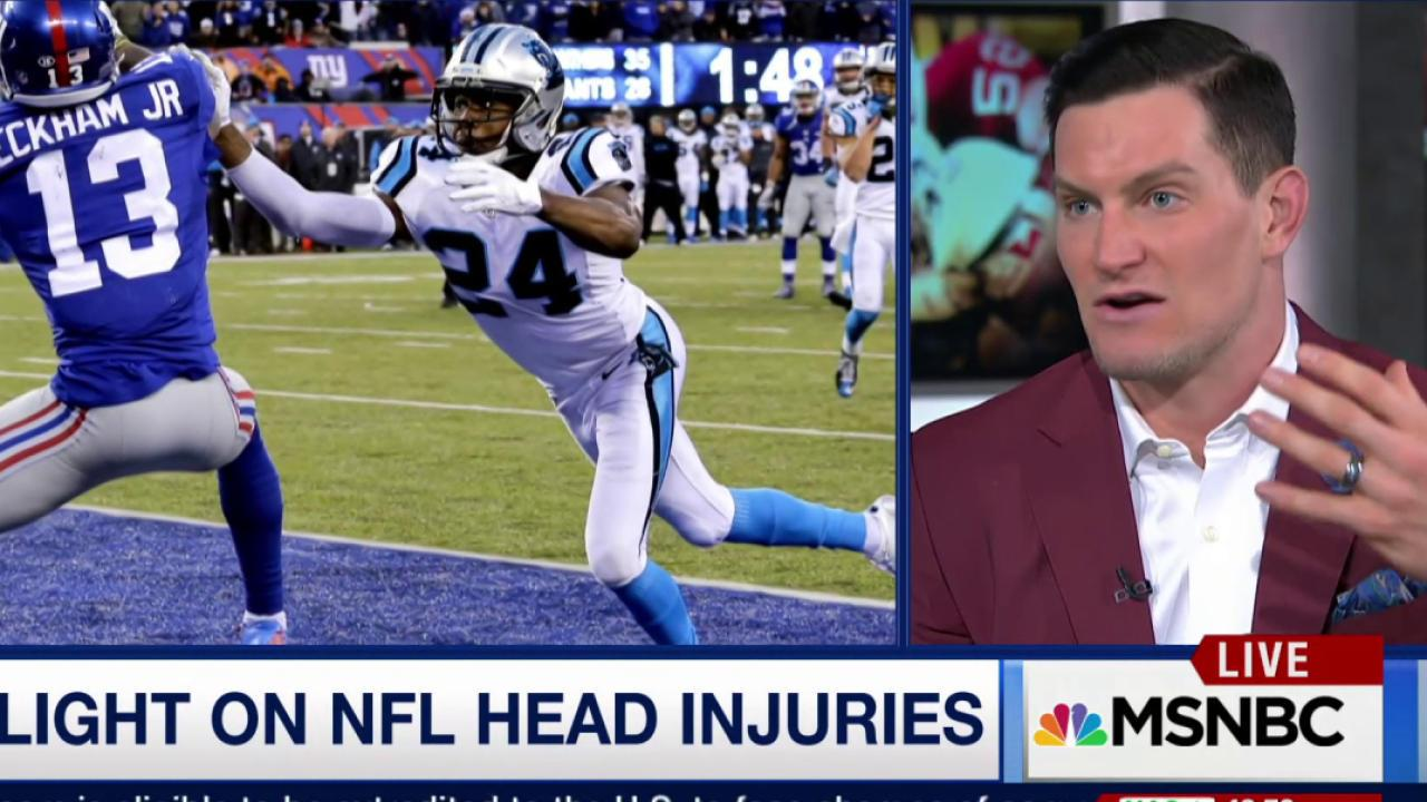 Spotlight on NFL head injuries