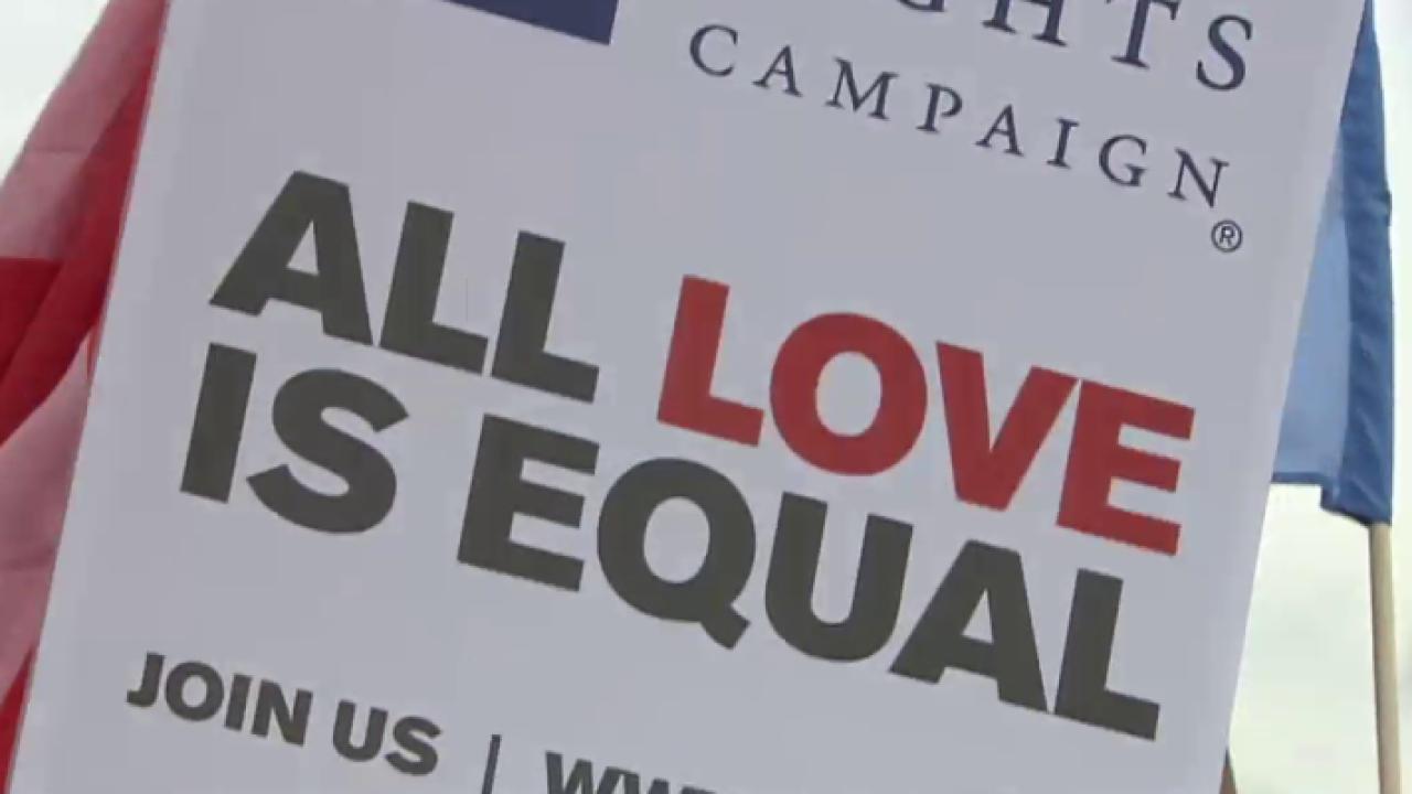 2015 'biggest year' for LGBT community