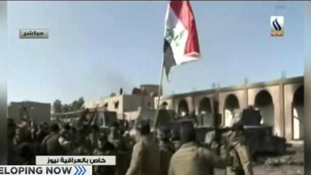 Iraqi military retakes Ramadi from ISIS