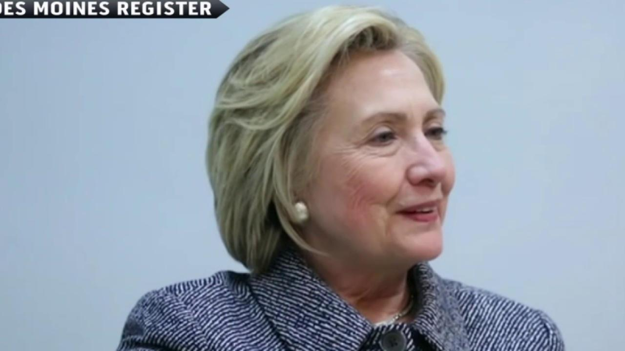 Trump attacks Bill and Hillary Clinton