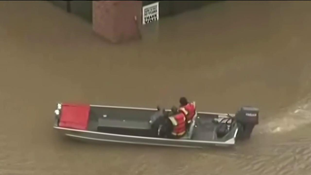 Flooding evacuations ordered in Missouri