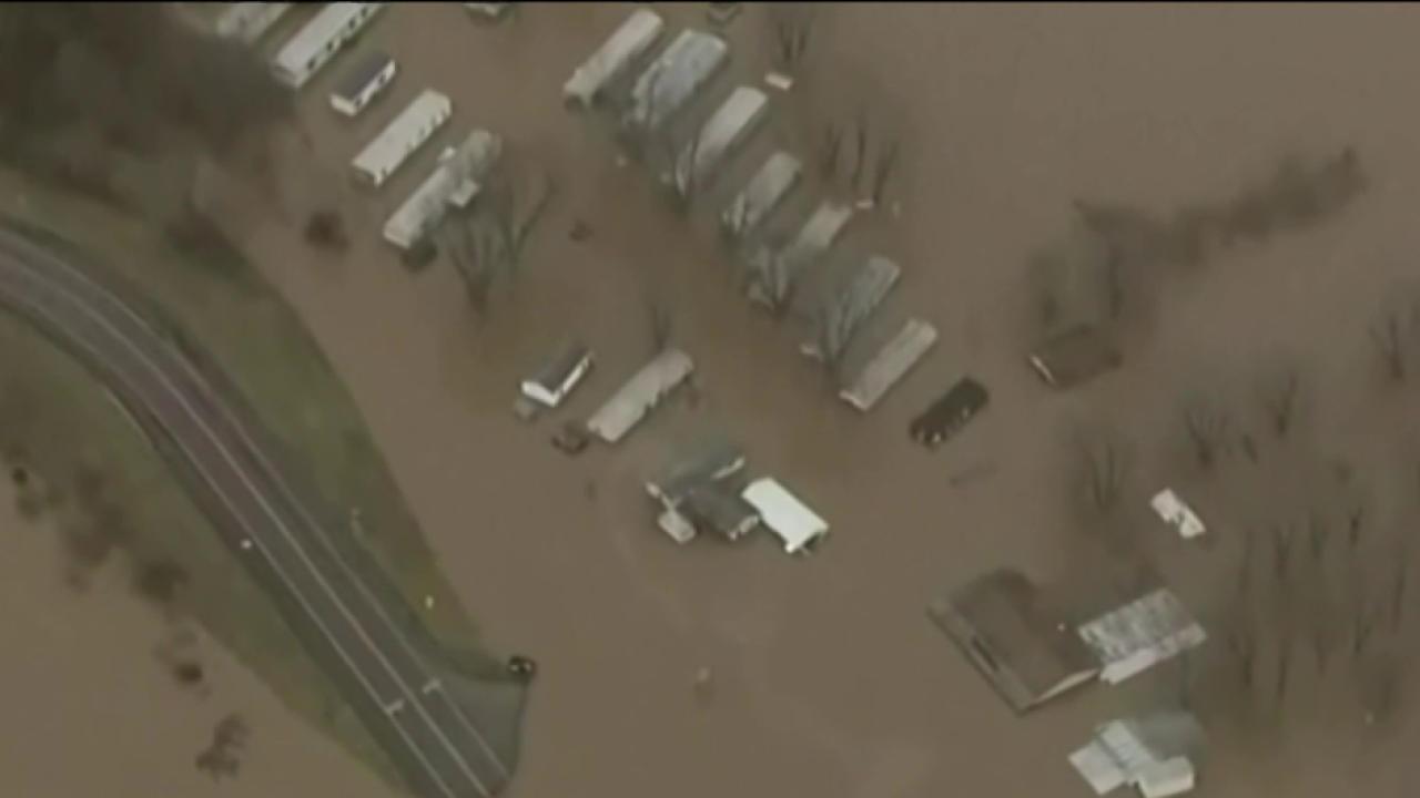 13 dead in Missouri historic flooding