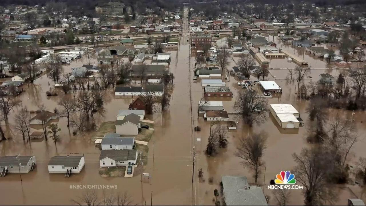 Rare December Flooding Prompts Missouri State of Emergency