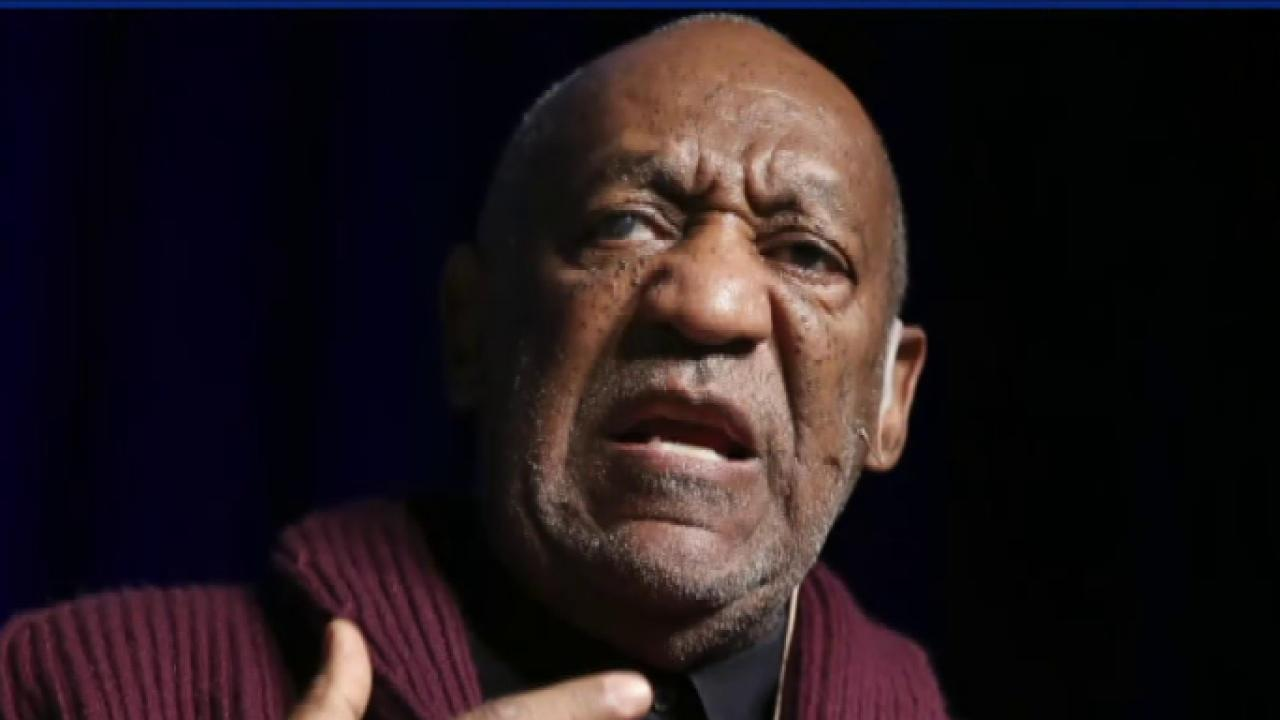 Bill Cosby charged with aggravated...