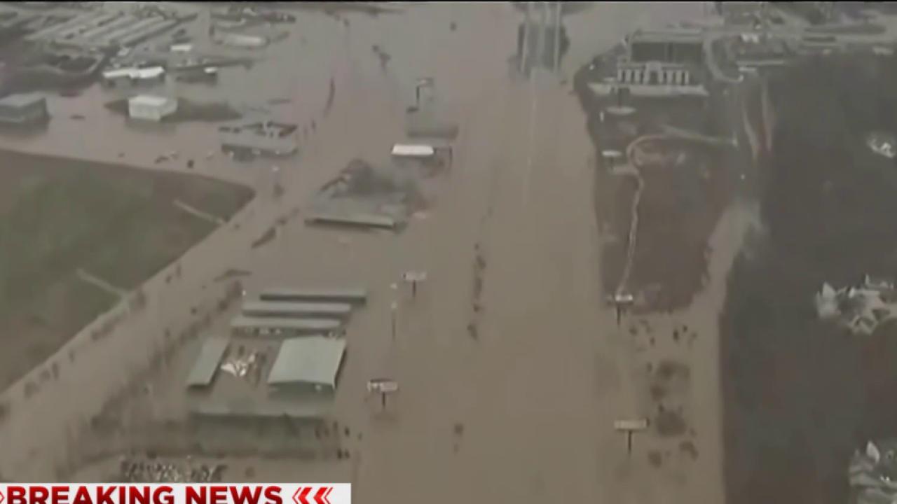 Missouri Governor on historic floods