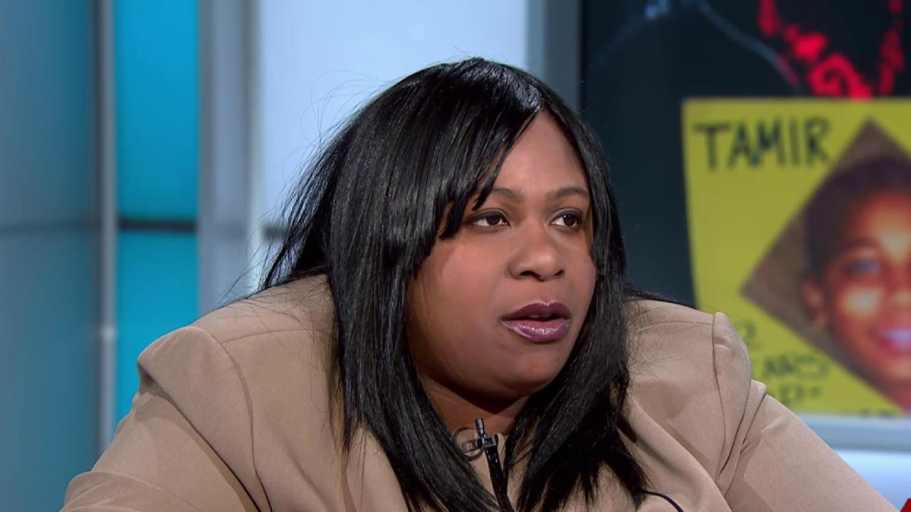 Tamir Rice's mother: 'I'm mad as hell'