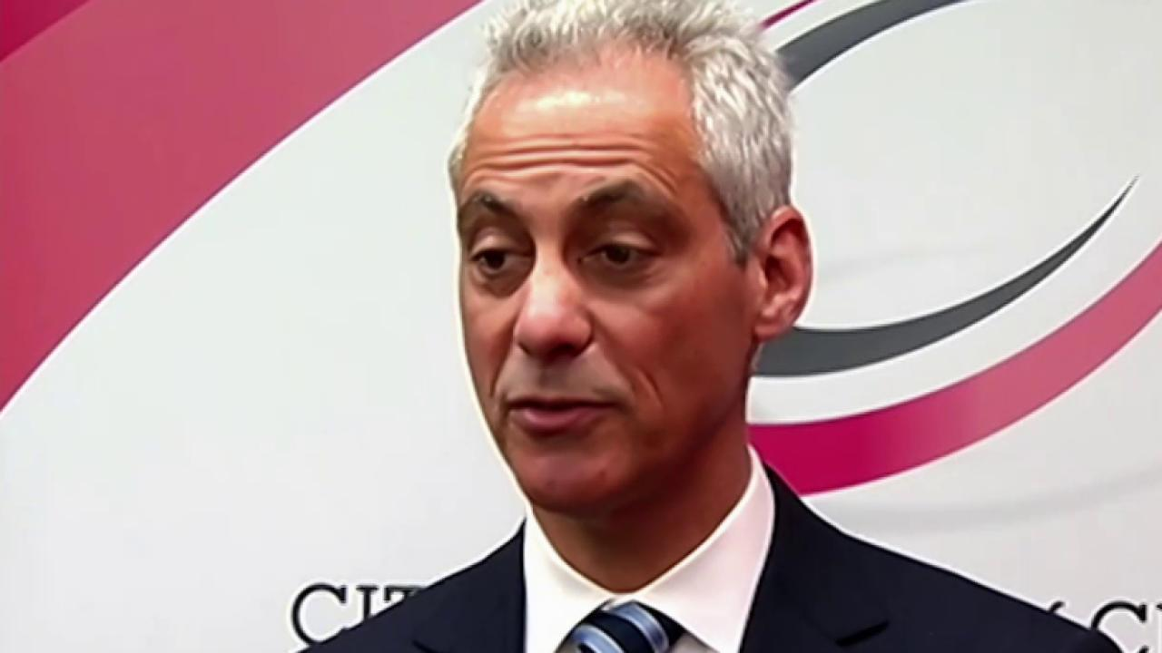 Report: Emanuel's Office Suppressed...