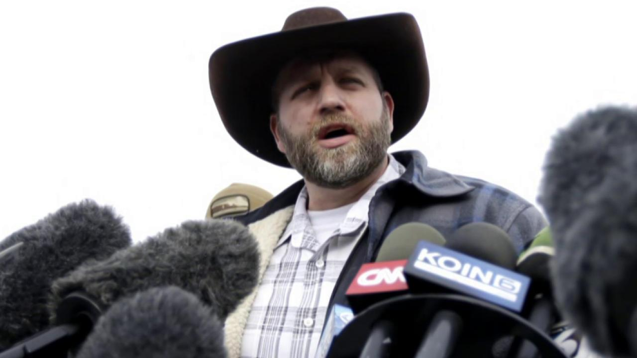 Response to Oregon standoff sparks...