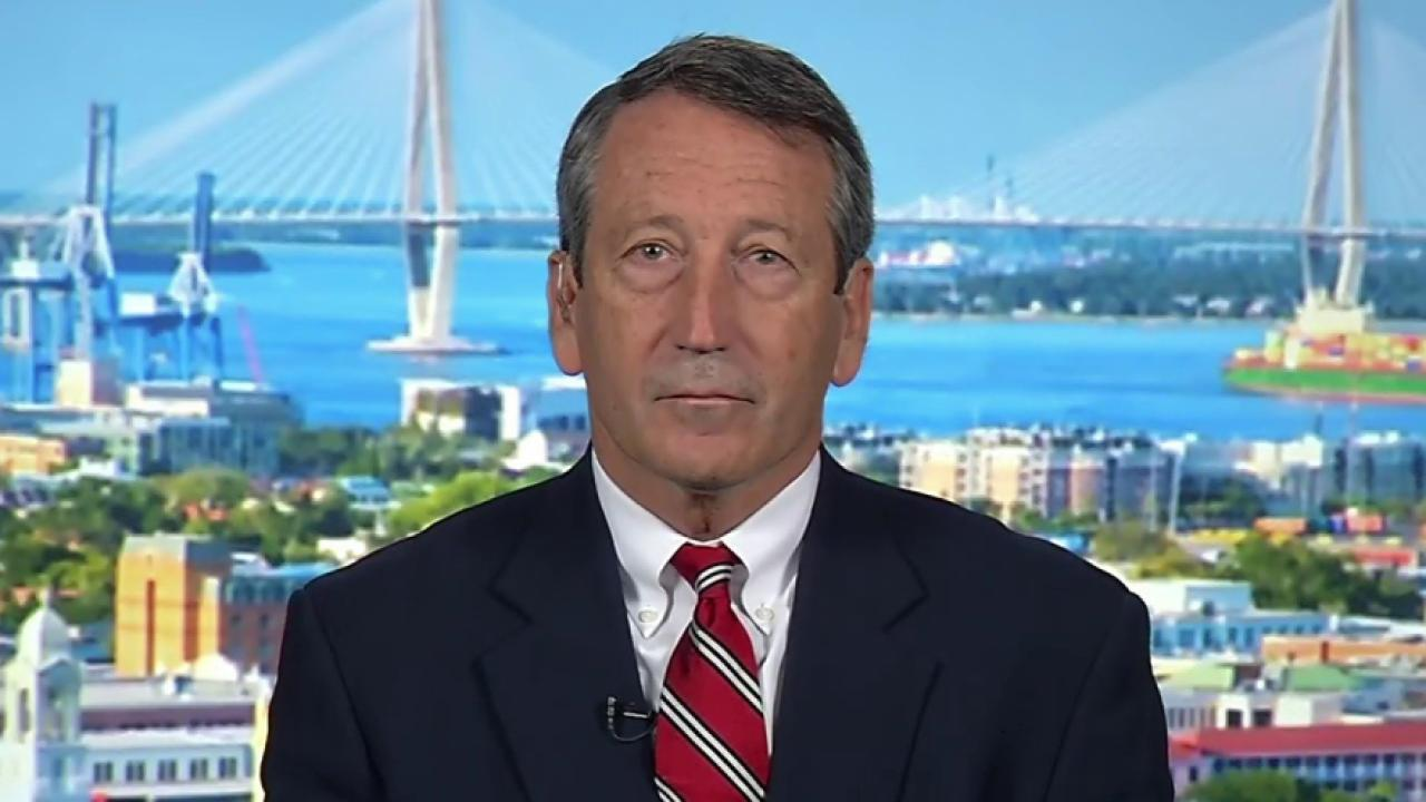 Rep. Sanford: I agree with Nikki Haley