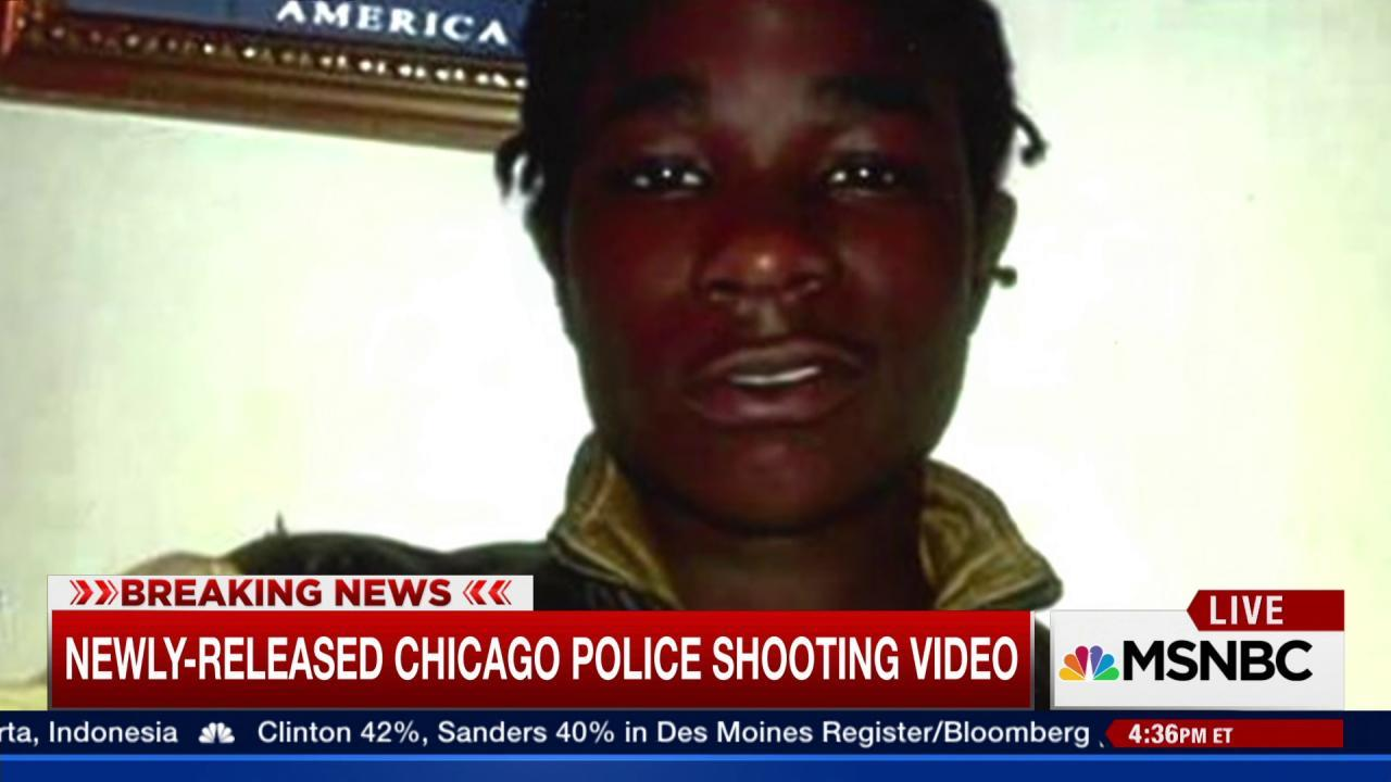 Analyzing just-released Chicago police video
