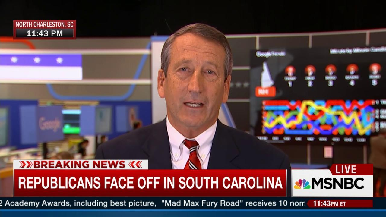 GOP race likely to turn on South Carolina