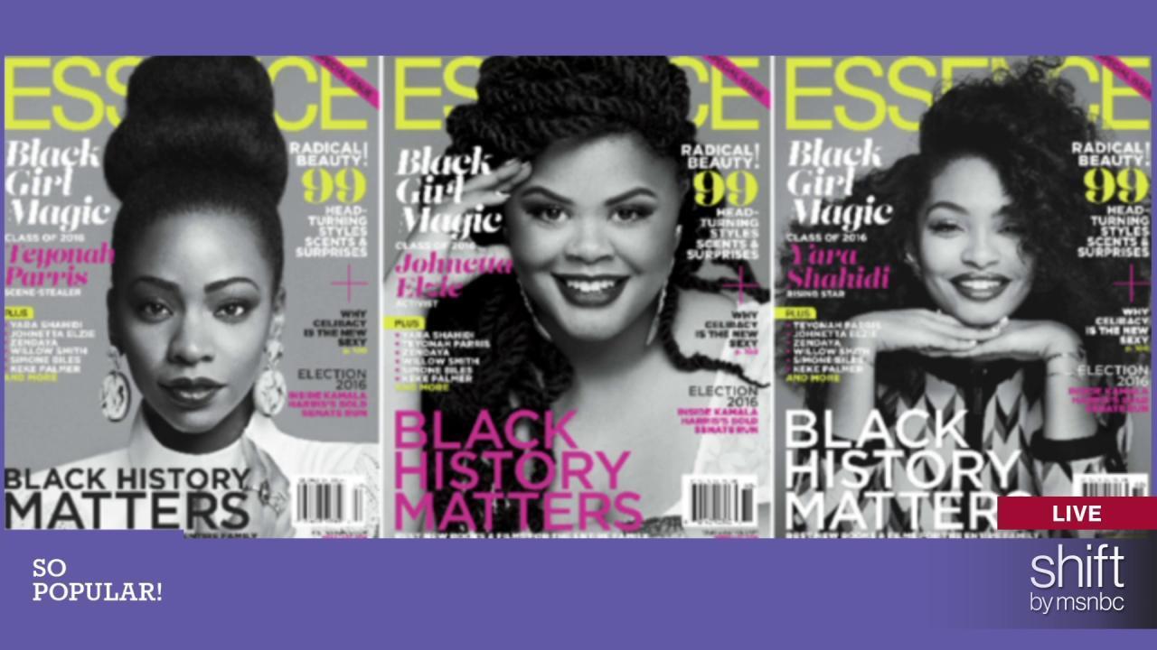 Janet Mock: 'Black Girl Magic can't be...