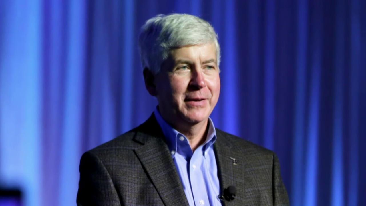 Calls grow for Michigan governor's...