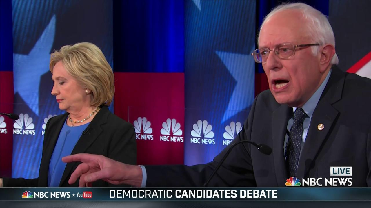 Candidates on Wall St. reform differences