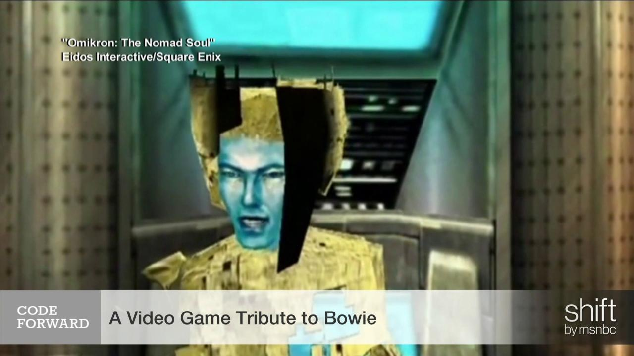 Bowie game (temporarily) released for free