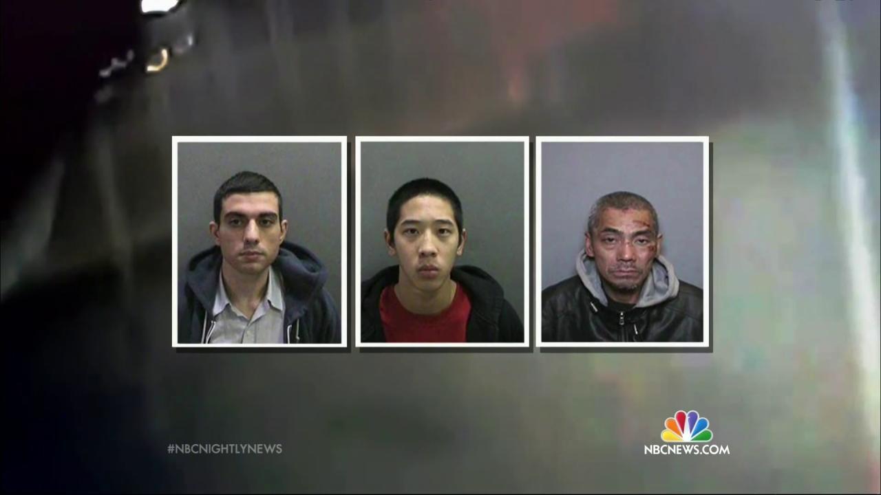 Manhunt Expands For 'Dangerous' Trio After Daring Jailbreak