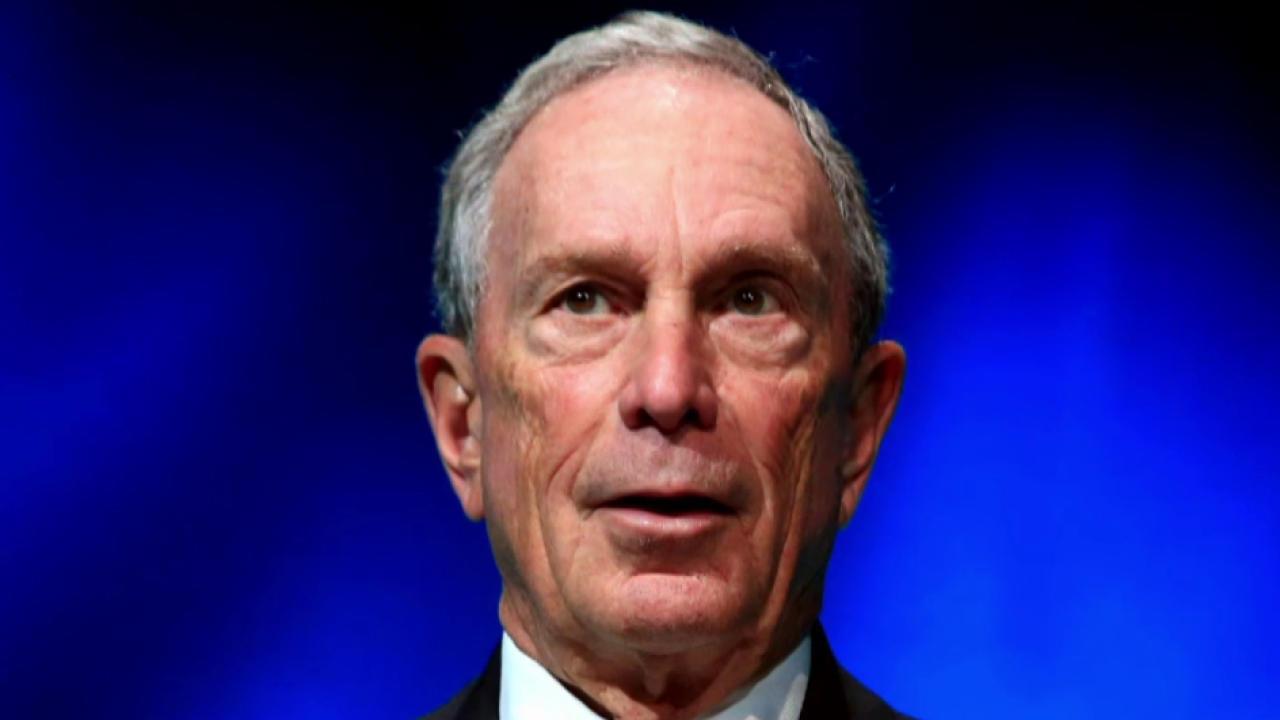Trump on Bloomberg: I hope he runs