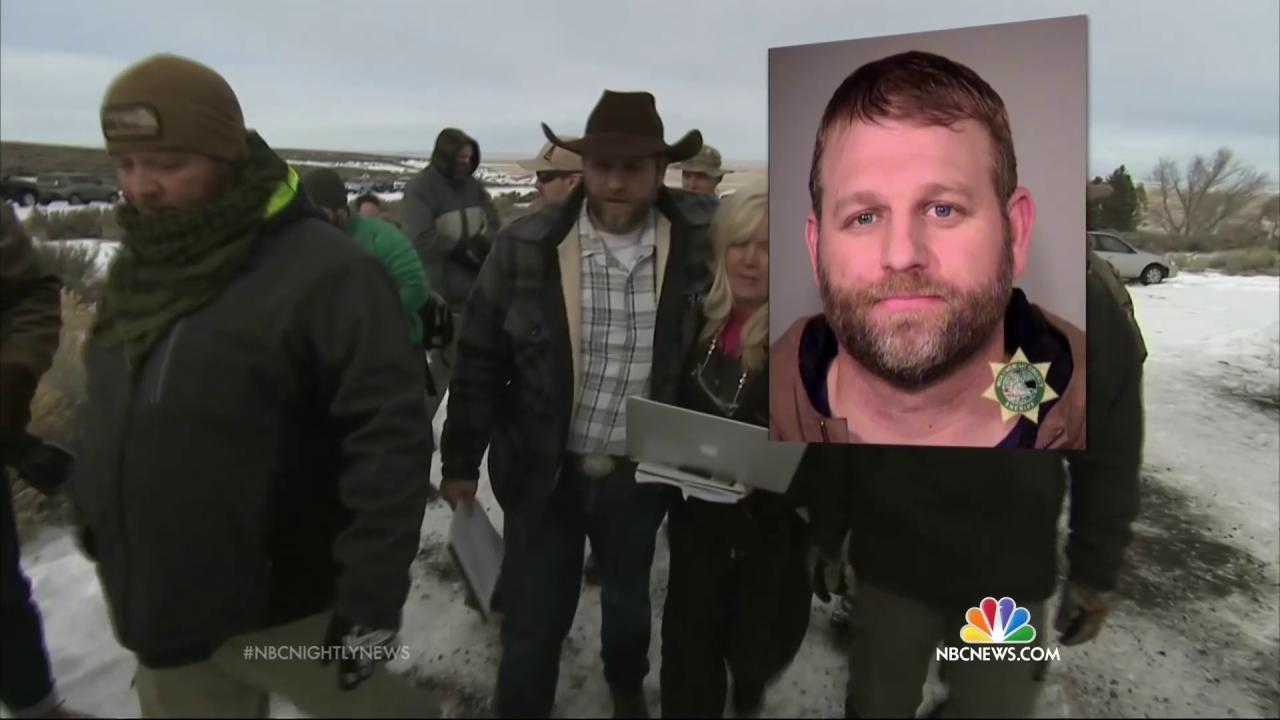 Oregon Occupation: Ammon Bundy Asks Supporters to Abandon Refuge
