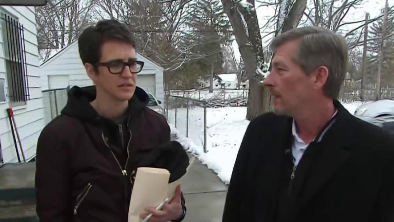 Challenges ahead in fixing Flint's water