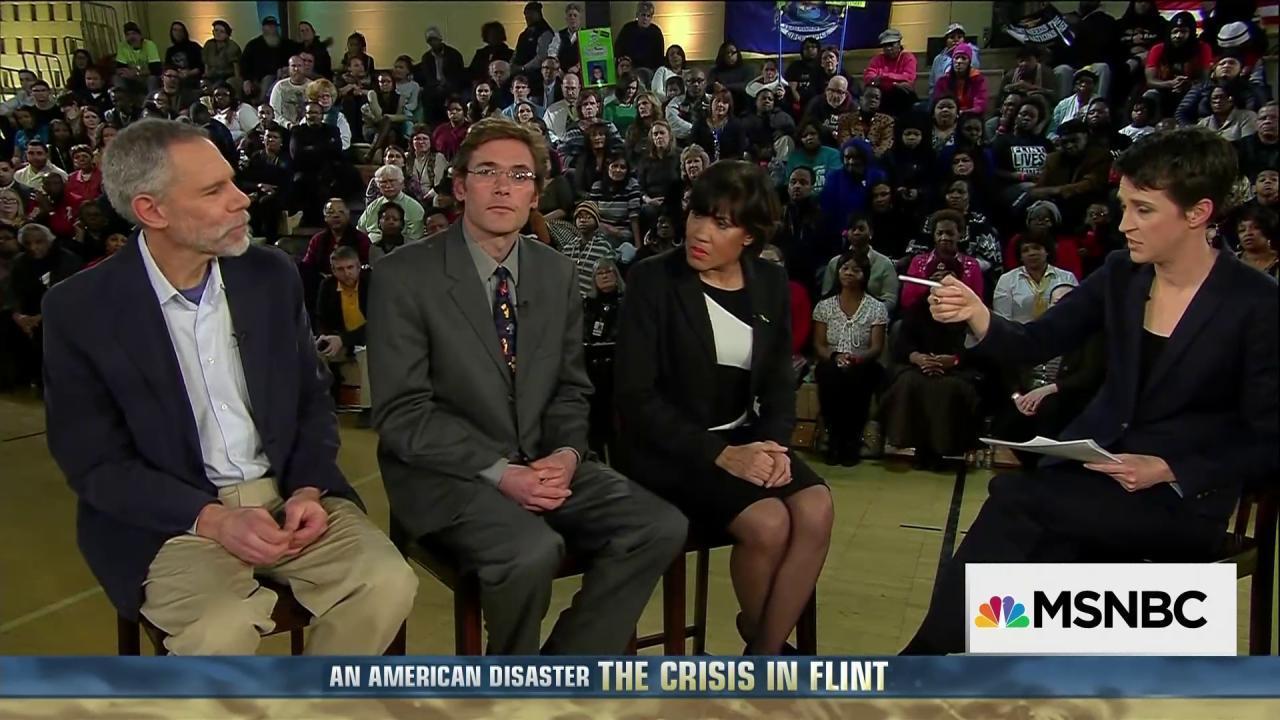 Mayor: 'Our trust has been broken' in Flint