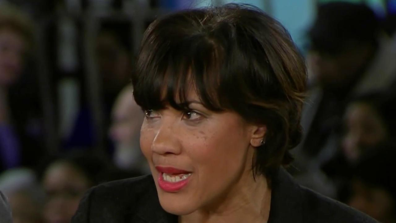 Flint mayor: Not realistic to live on...