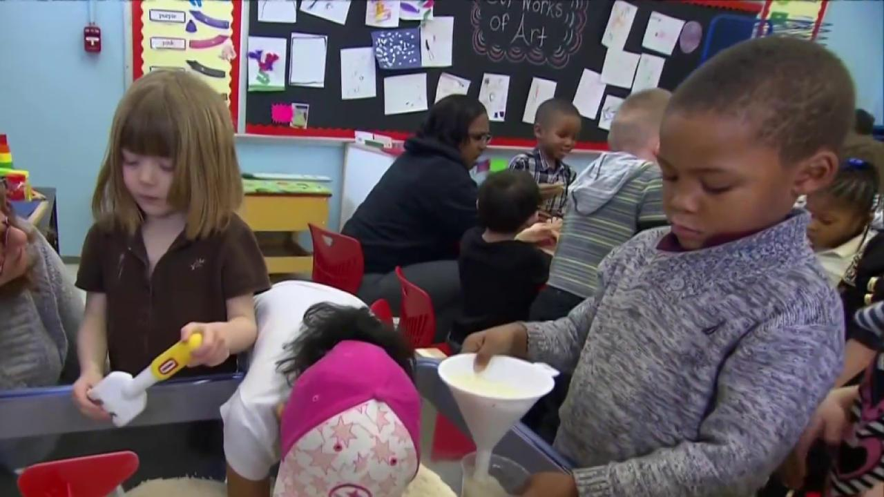 The impact of lead poisoning on Flint's kids