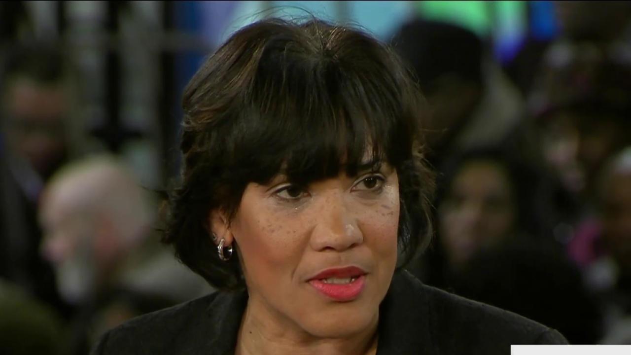 'Democracy needs to be restored in Flint'