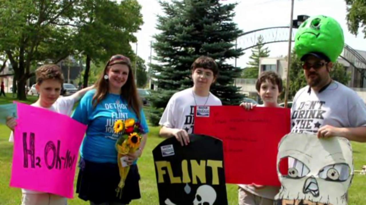 Flint water crisis deepens