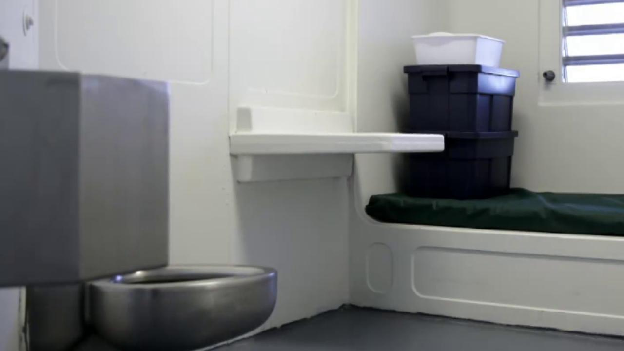 Major new reforms to solitary confinement
