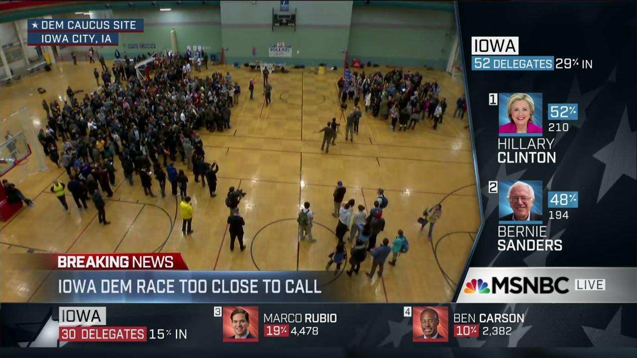 What democracy looks like in Iowa