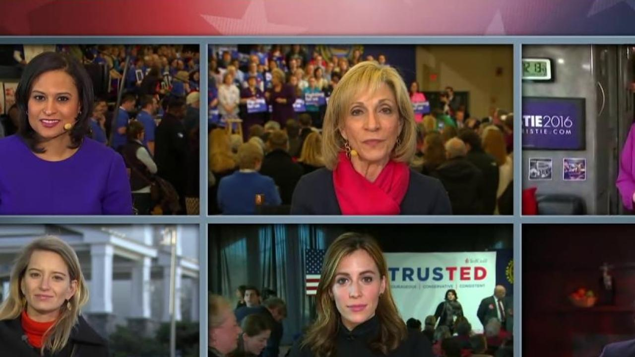 GOP candidates shift focus to NH