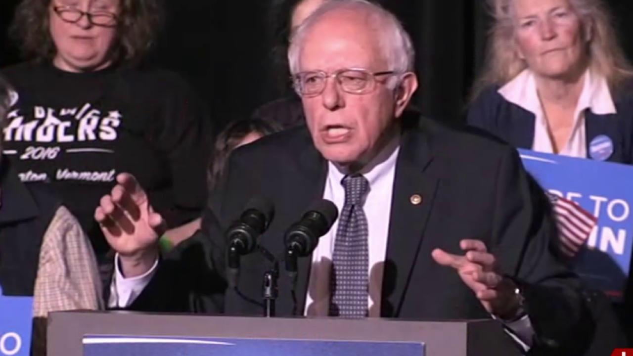 Sanders Campaign Questions Iowa Results