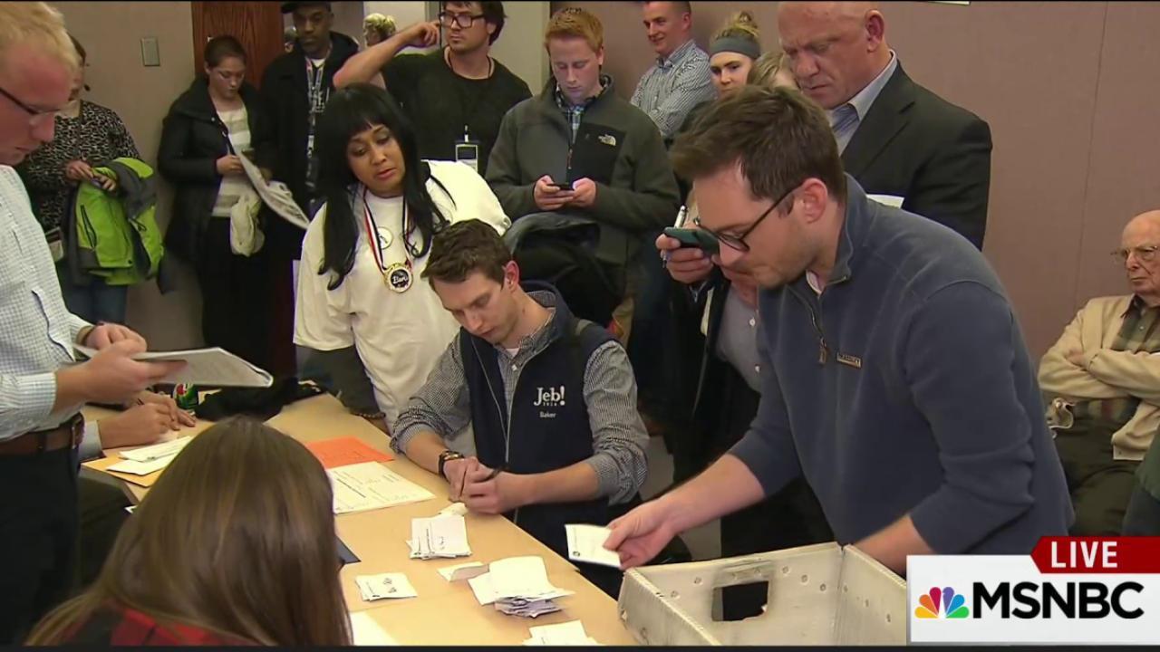 Iowa caucuses: good for democracy?