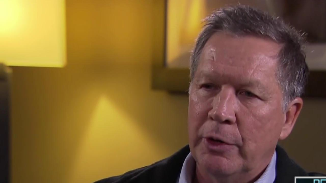 Kasich boosts his campaigning in NH