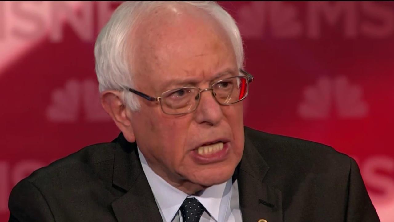 Sanders: I support immigration reform