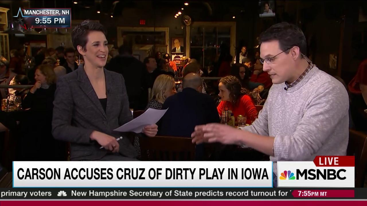 Will Ted Cruz pay for Iowa dirty trick in NH?