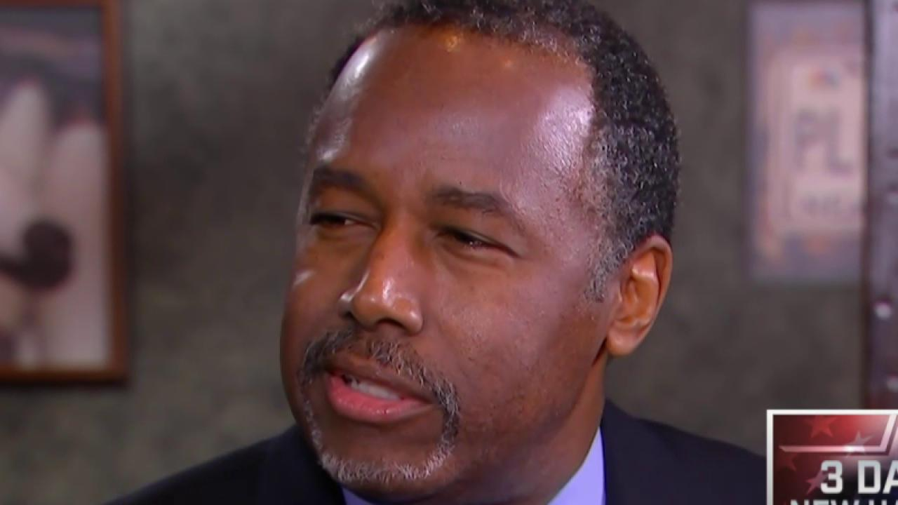 Carson: Cruz campaign had 'nefarious motives'