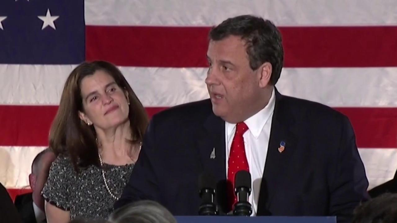 Christie: Going home to N.J., will make a...