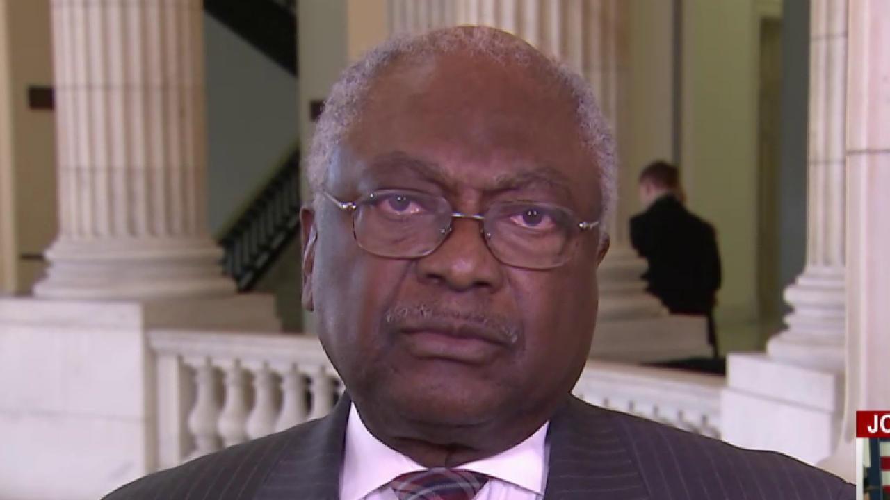 Rep. Clyburn on Clinton v. Sanders race