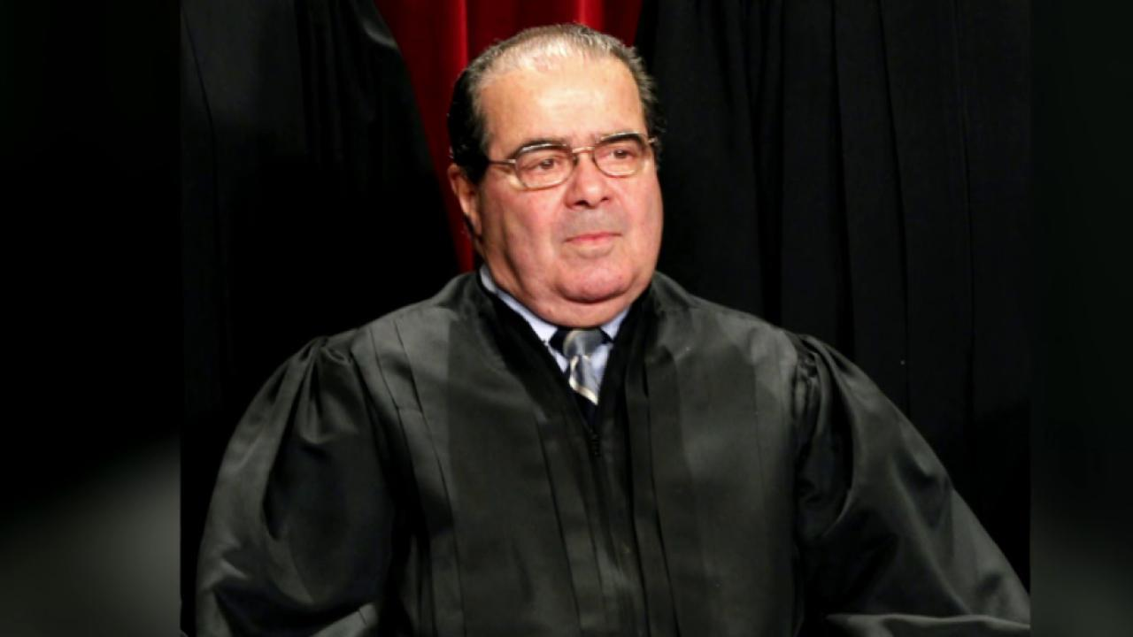 Friend and co-author reflects on Scalia's...