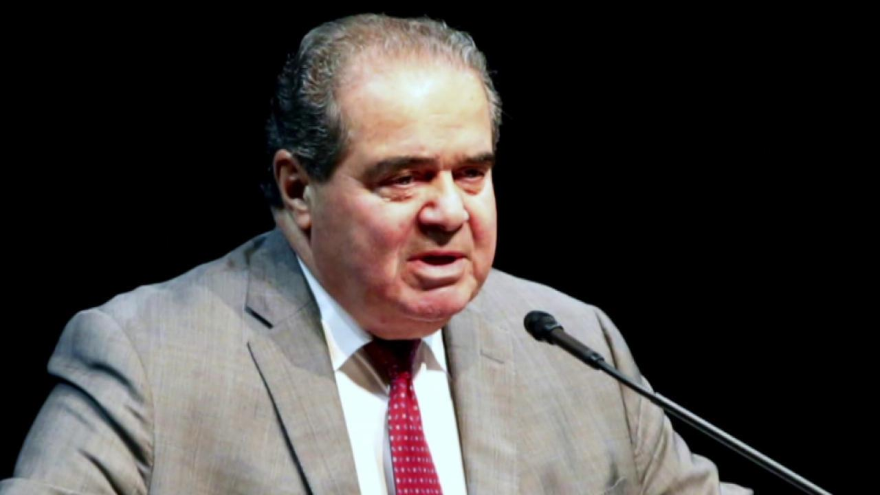 The colorful words of Scalia's opinions