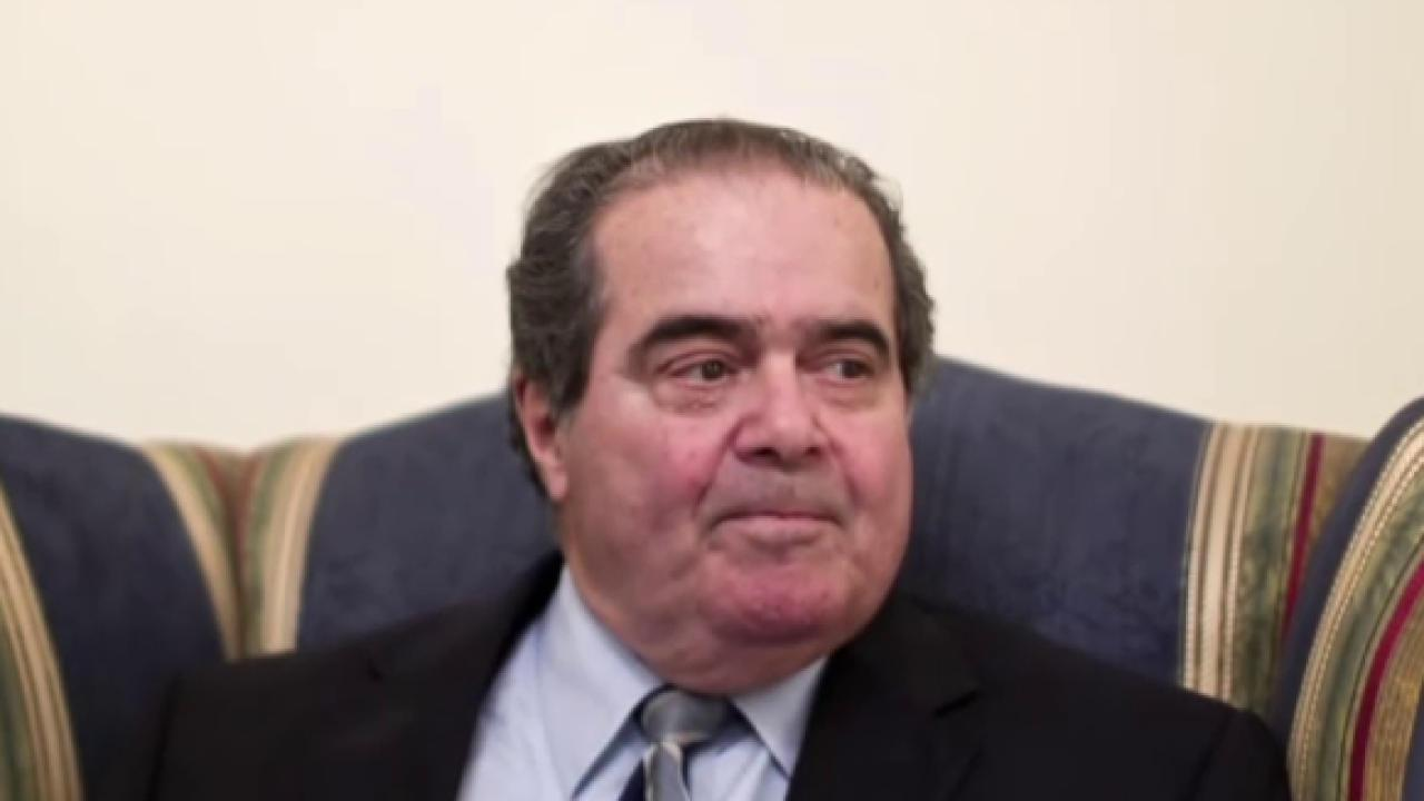 Scalia was 'a justice for the ages'