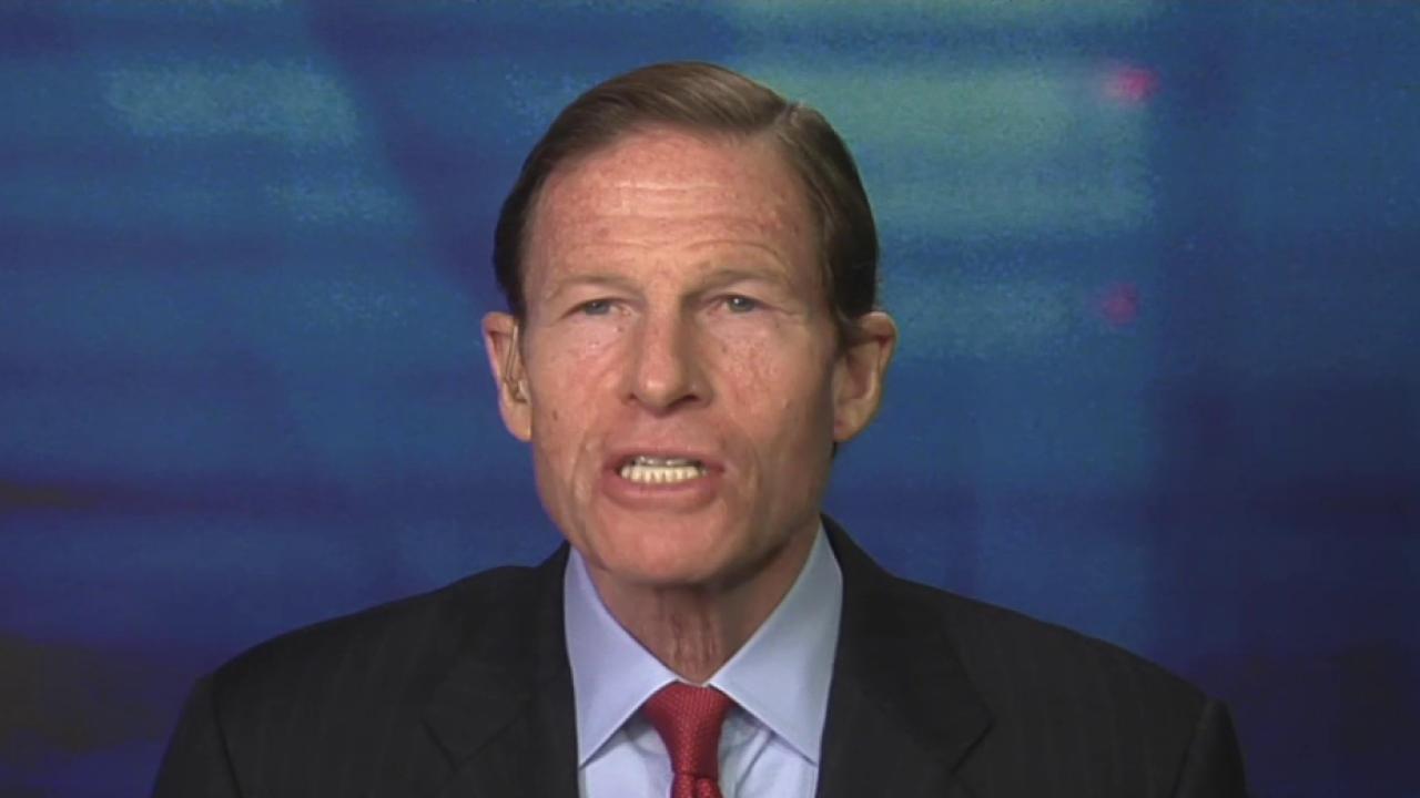 Sen. Blumenthal: Obama will nominate justice