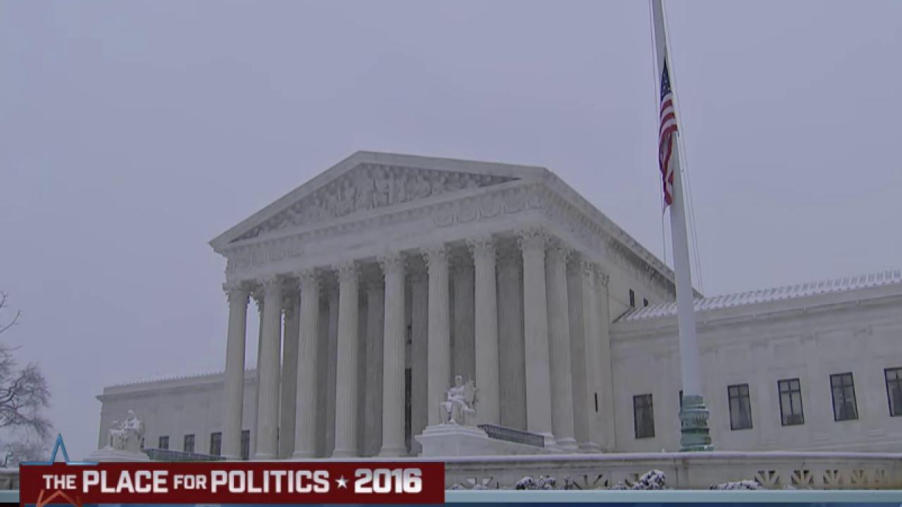 Political battle over SCOTUS nominations