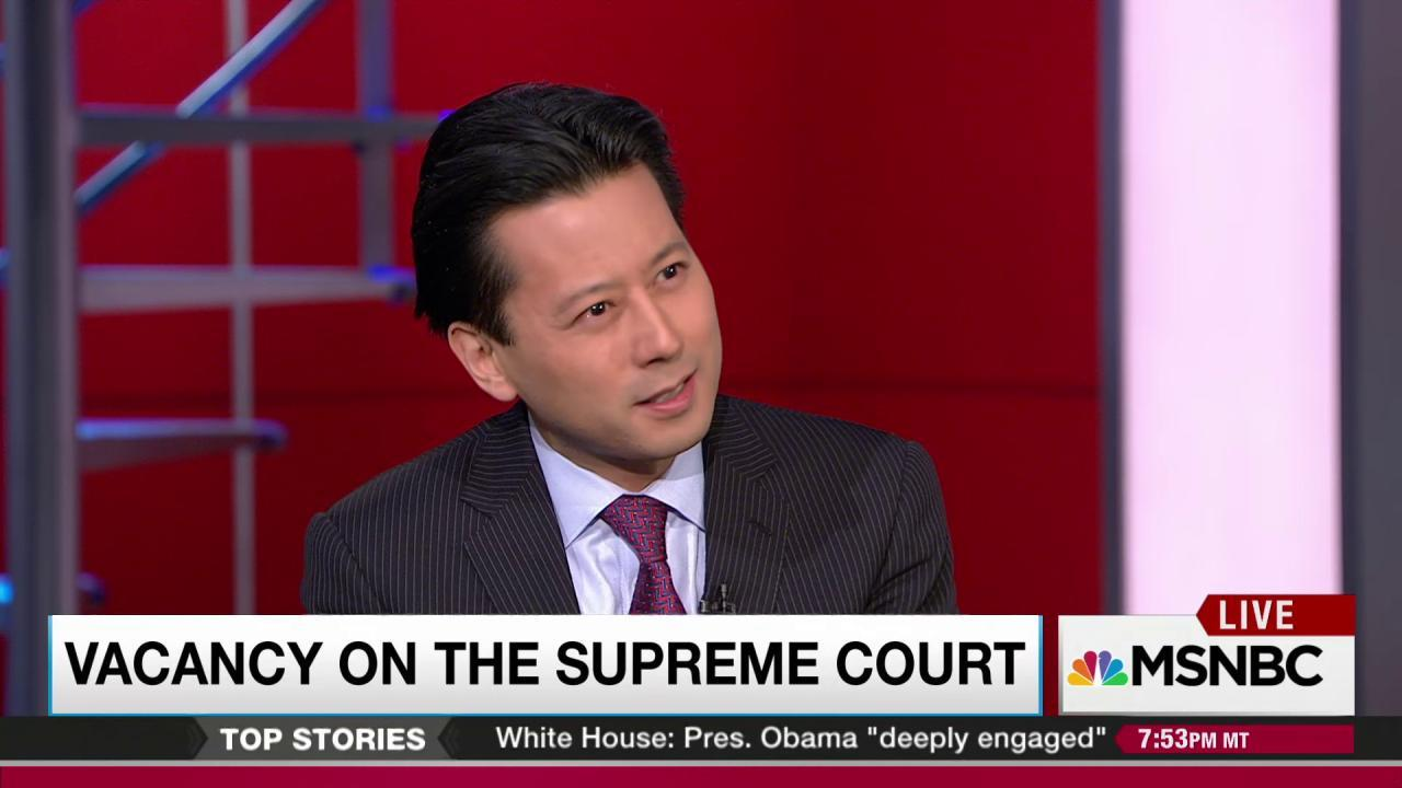 Lots for Obama to consider in SCOTUS pick