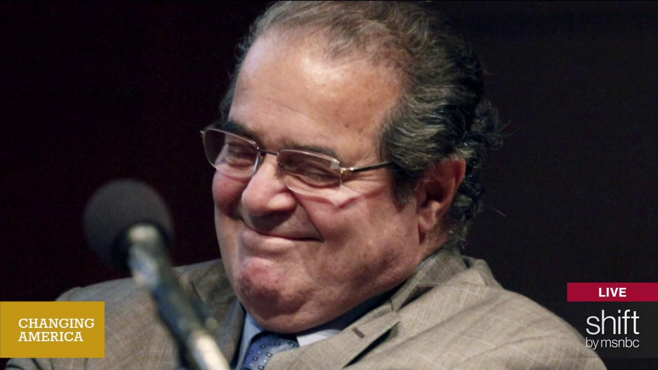 Scalia's legacy and the Supreme Court's...