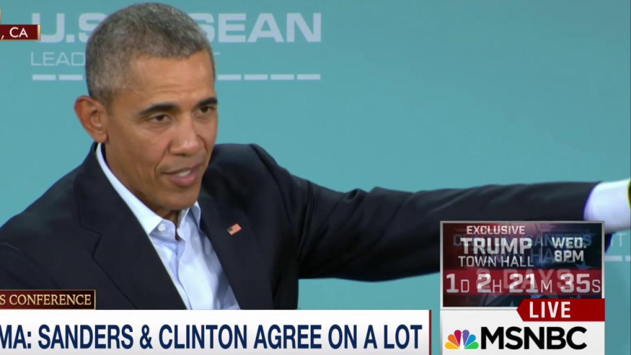 Obama: 'I Intend To Do My Job'