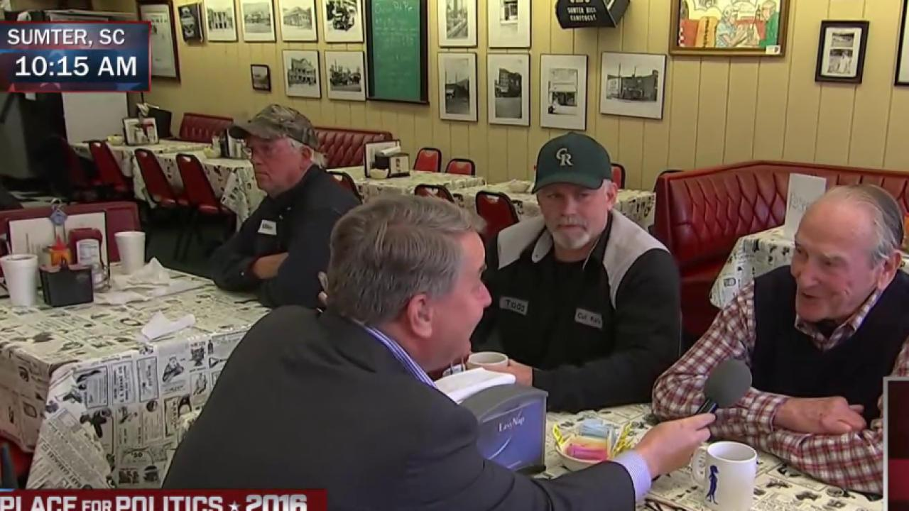 Voter: 'Good and bad' in all candidates