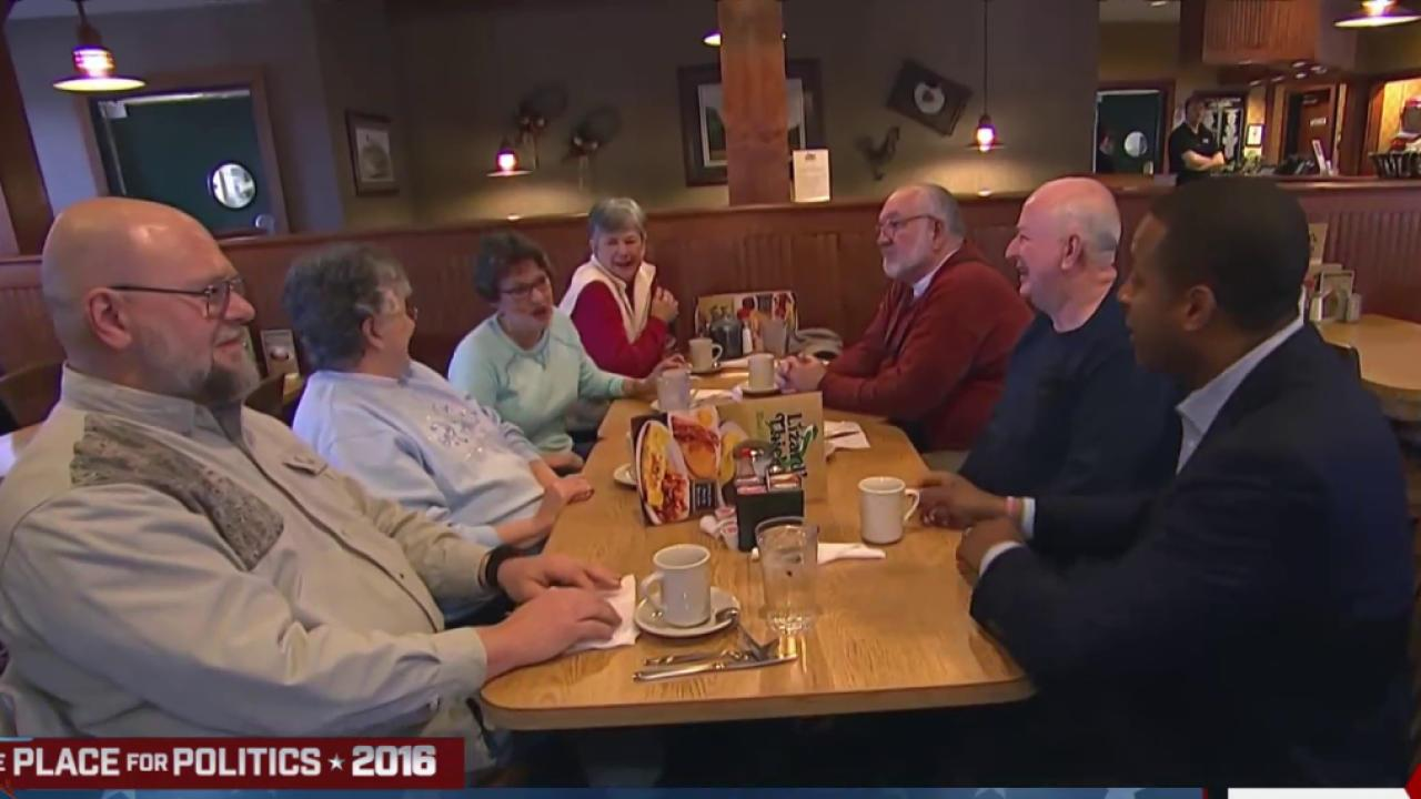 SC voters discuss GOP primary