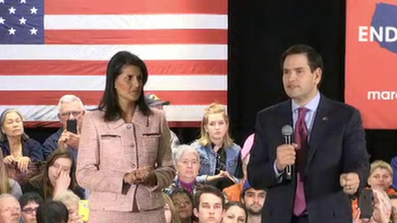 Bobby Jindal on Rubio-Cruz rivalry